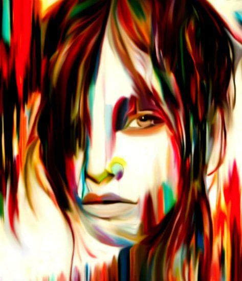 Experiment 01 Portrait van Felix von Altersheim