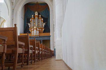 Grote Kerk, Harderwijk van