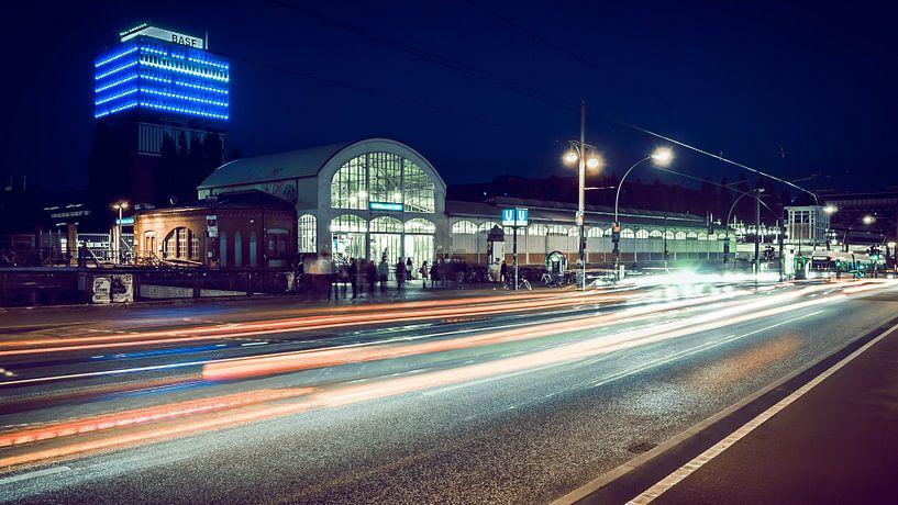 Berlin – Friedrichshain / Warschauer Strasse van Alexander Voss