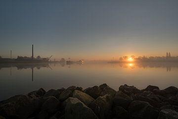 Steenfabriek Wijk bij Duurstede en dorp Ravenswaaij van Moetwil en van Dijk - Fotografie