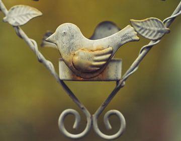 Het vogeltje zingt niet meer van JM de Jong-Jansen