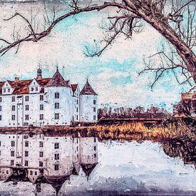 Schloss Glücksburg, Ostsee von Heiko Westphalen