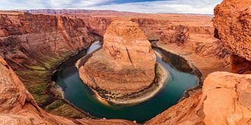 Horseshoe Bend, Arizona van Kurt Krause