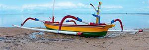 Balineese vissersboot