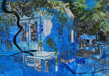 Griekse Taverna van Geert van Kuyck