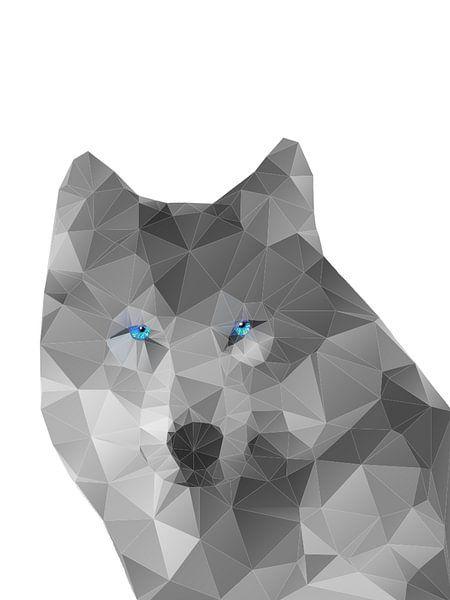 The lone Wolf van Laurance Didden