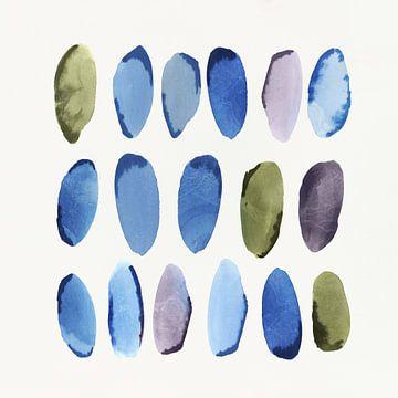 In Queue I, Isabelle Z  van PI Creative Art