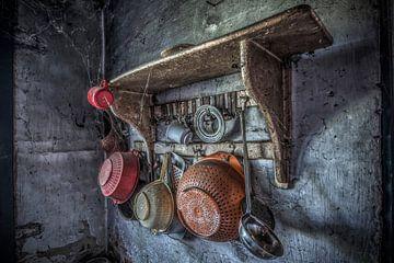 Keukenrek van Gerben van Buiten