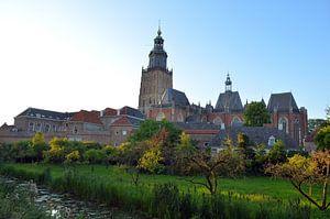 Toren in Zutphen van
