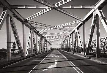 Zwijndrechtsebrug van Photobywim Willem Woudenberg