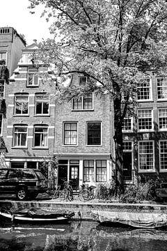 Nummer 1 Egelantiersgracht 54 Huis B&W sur Hendrik-Jan Kornelis