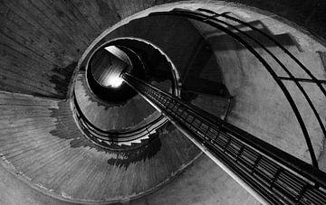Bundesbank-Bunker - Duitsland von Maurice Weststrate