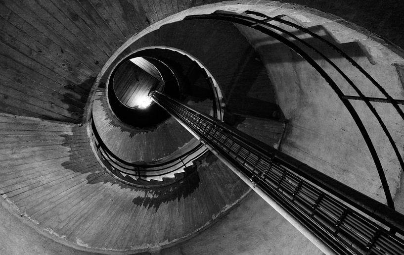 Bundesbank-Bunker - Duitsland van Maurice Weststrate