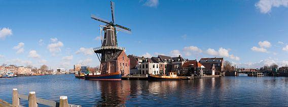 """Haarlem de """"Adriaan"""""""