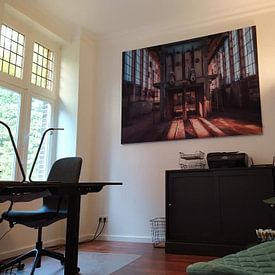 Kundenfoto: Zeche von Jeroen Linnenkamp, als akustikbild