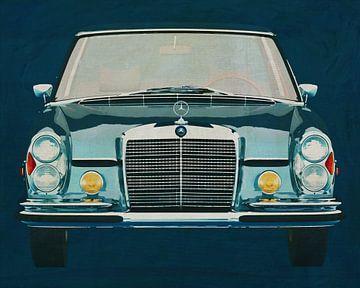 Mercedes 300 SEL 6.3 1972