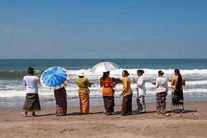 Ceremonie in Bali (1)