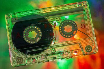 Vintage cassettebandje van The All Seeing Eye