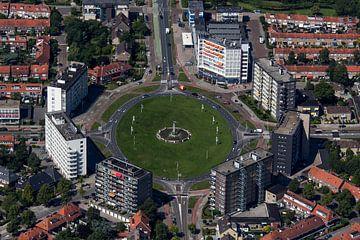 Europaplein - Leeuwarden von Meindert van Dijk