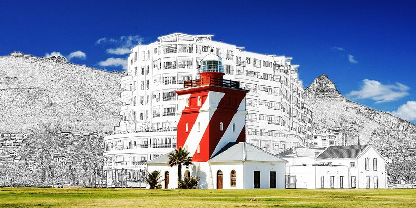 Lighthouse_Cape_town von Stefan Havadi-Nagy
