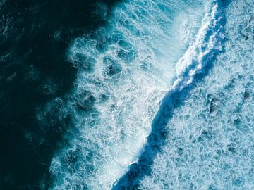 Ocean waves van Martijn Kort