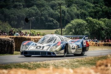 Porsche 917 Martini sur Maurice Volmeyer