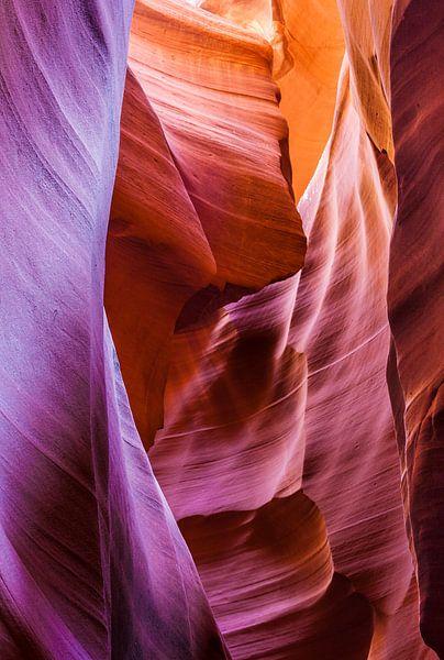 Upper Antelope Canyon van Nanouk el Gamal - Wijchers (Photonook)