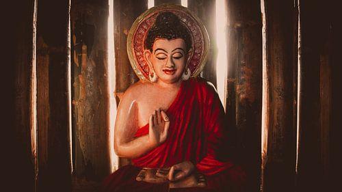 Boeddha in Chin Mudra (C) van