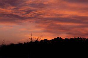 Abendhimmel von Christian Land Auftragsfotografie