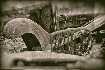 Autowrak Oldsmobile van