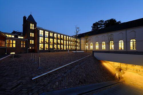 De Universiteitsbibliotheek Utrecht aan de Wittevrouwenstraat (1) van Donker Utrecht