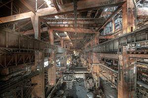 Staalfabriek Urbex