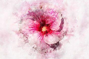 Fleur 6 sur