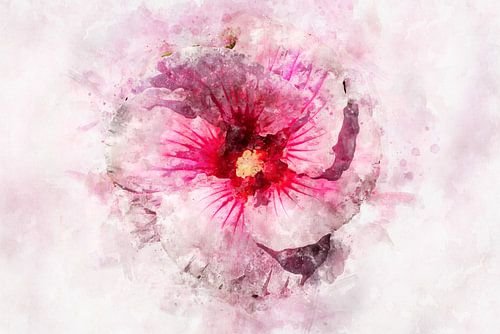 Bloemen 6 van Silvia Creemers