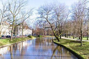 Buiten het centrum van Utrecht von Dany Tiels