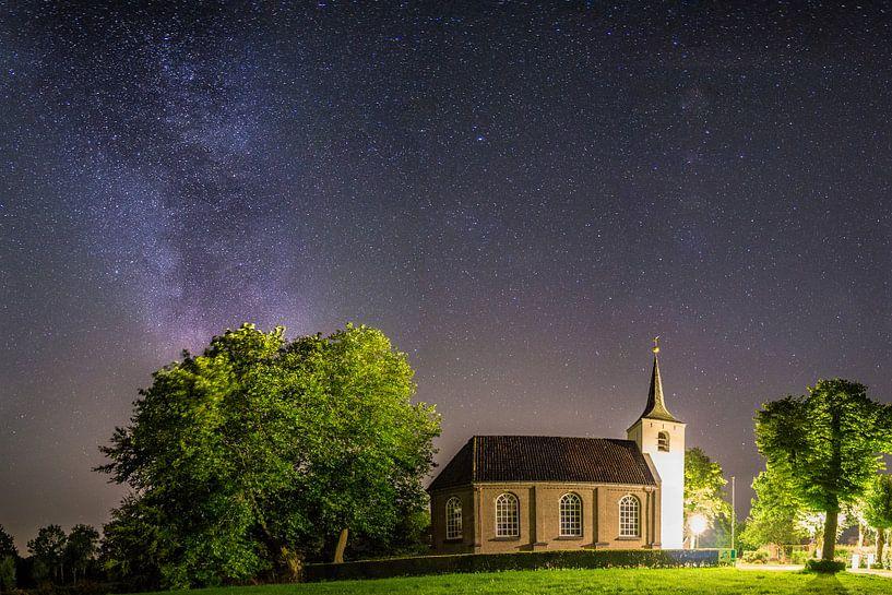Take me to Church.  van Hessel de Jong