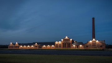 L'usine de Strokarton : le futur Scheemda sur Marga Vroom