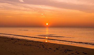 Kalme zee van Richard Steenvoorden