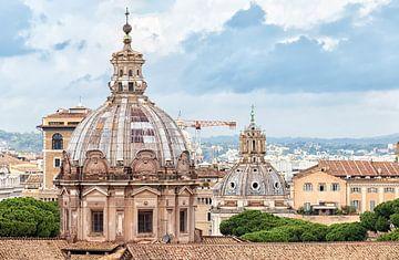 De kerken van Rome van hugo veldmeijer