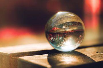magische Glaskugel van Dagmar Marina