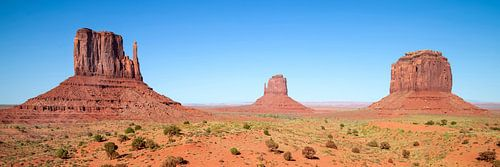Faszinierendes Monument Valley | Panorama