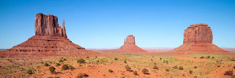 Faszinierendes Monument Valley   Panorama  sur Melanie Viola
