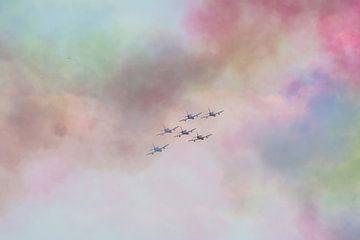 Kleuren van Cathy Php