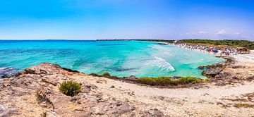 Mallorca Es Trenc strand van Mustafa Kurnaz