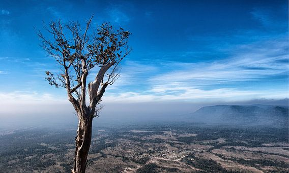 Thailand from Cambodia van Antonio Correia