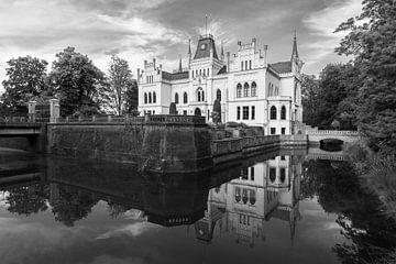 Château d'Evenburg sur Marga Vroom