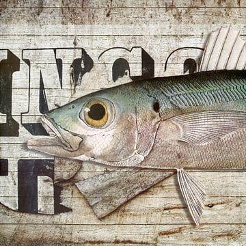 The Fish Dish van Marja van den Hurk