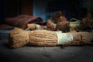 Kokos; een veelzijdig materiaal... van Remco de Vries