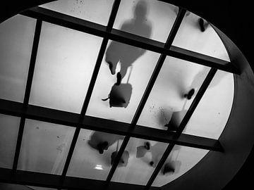 Rotterdam silhouettes van Fokko Muller