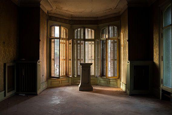Kamer in een Verlaten Kasteel.